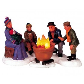 LEMAX BONFIRE, SET OF 3