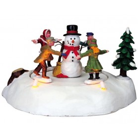 LEMAX THE MERRY SNOWMAN 84776