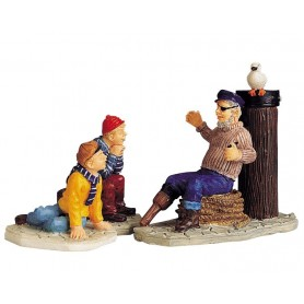 LEMAX THE STORY TELLER SET OF 3