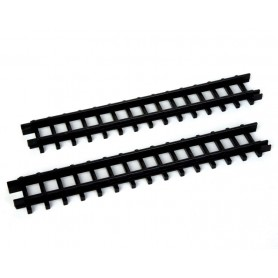 LEMAX 2PC STRAIGHT TRACK FOR CHRISTMAS EXPRESS
