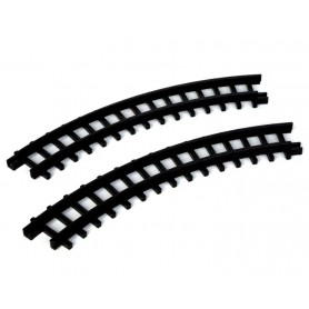 LEMAX 2PC CURVED TRACK FOR CHRISTMAS EXPRESS