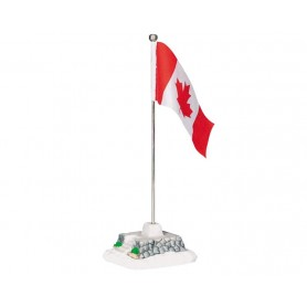 LEMAX CANADIAN FLAG POLE