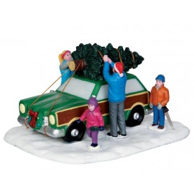 LEMAX CHRISTMAS TREE TRANSPORT