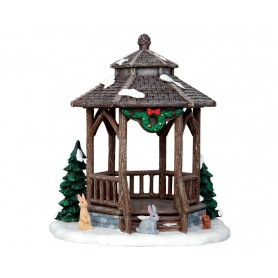 LEMAX WINTER GAZEBO 43084