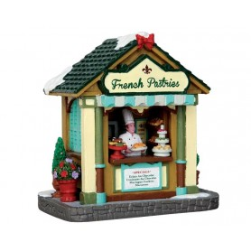 LEMAX FRENCH PASTRIES STAND