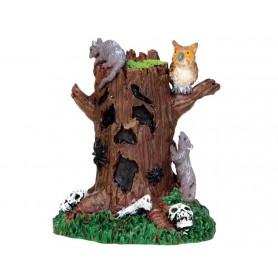 LEMAX SPOOKY TREE STUMP