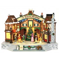 LEMAX A CHRISTMAS CAROL PLAY 45734