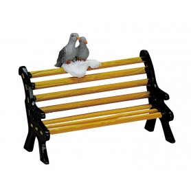 LEMAX METAL BENCH