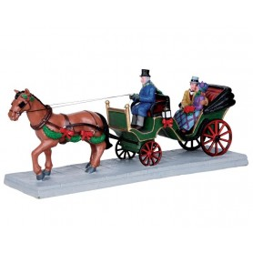 LEMAX ROMANTIC CARRIAGE RIDE