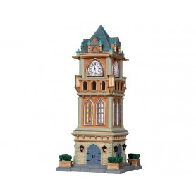 LEMAX MUNICIPAL CLOCK TOWER 05007