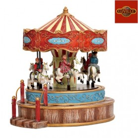 LUVILLE CAROUSEL L17.5W16H18
