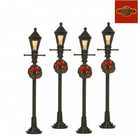 LUVILLE LANTERN SET OF 4