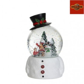 LUVILLE WATERBALL SNOWMAN