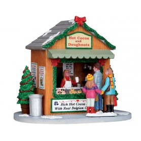 LEMAX HOT COCOA STAND