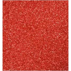 COLORED SAND 0.1-0.5MM RED 500ML