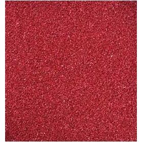 COLORED SAND 0.1-0.5MM CARMINE 500ML
