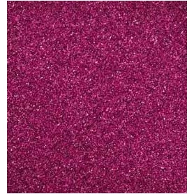 COLORED SAND 0.1-0.5MM FUCHSIA 500ML