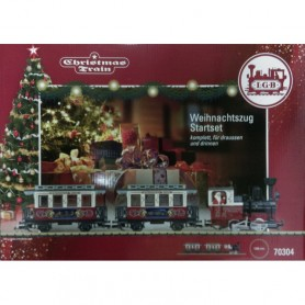MARKLIN LGB CHRISTMAS TRAIN STARTER SET