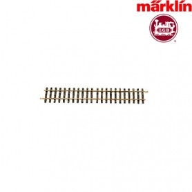 MARKLIN LGB RAIL STRAIGHT 600MM