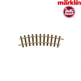 MARKLIN LGB RAIL CURVED R1/30°