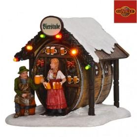 LUVILLE CHRISTMAS MARKET BIERSTÜBE