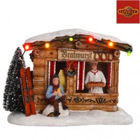 LUVILLE CHRISTMAS MARKET BRATWURST