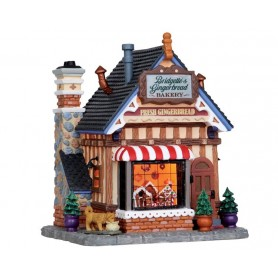 LEMAX BRIDGETTE'S GINGERBREAD BAKERY