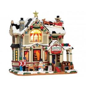 LEMAX CHRISTMAS HOME TOUR