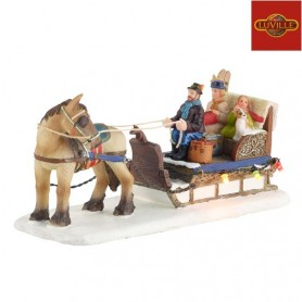 LUVILLE HORSE SLEDGE