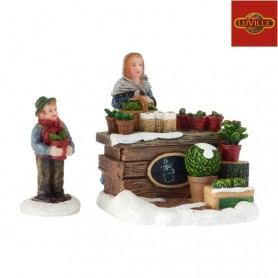 LUVILLE AT THE GREENHOUSE WITH MAM SET OF 2