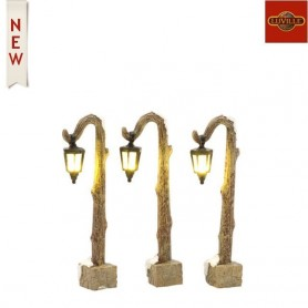 LUVILLE FORREST LANTERNS SET OF 3