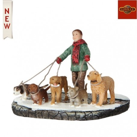 LUVILLE DOG WALKING SERVICE