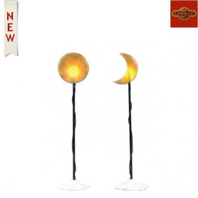 LUVILLE MOON SET OF 2