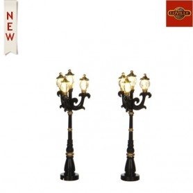 LUVILLE LANTERN SET OF 2
