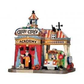 LEMAX CREEPY CLOWN ACADEMY