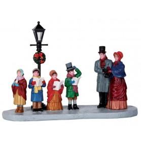LEMAX STREET LAMP SERENADE 63272
