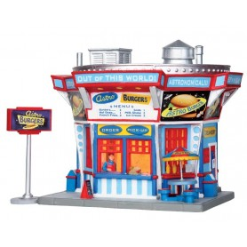 LEMAX ASTRO BURGERS, SET OF 2