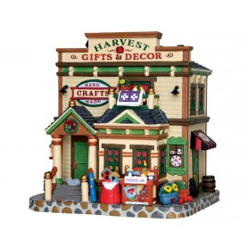 LEMAX HARVEST GIFTS & DECOR