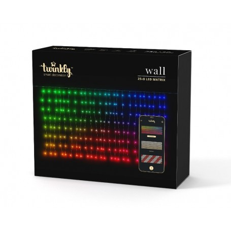 TWINKLY WALL 200 LUCI LED WI-FI PLUG EU