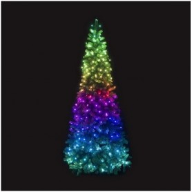 TWINKLY PRELITE TREE 330 LUCI LED INDOOR 7FEET WI-FI TYPE F/G PLUG EU