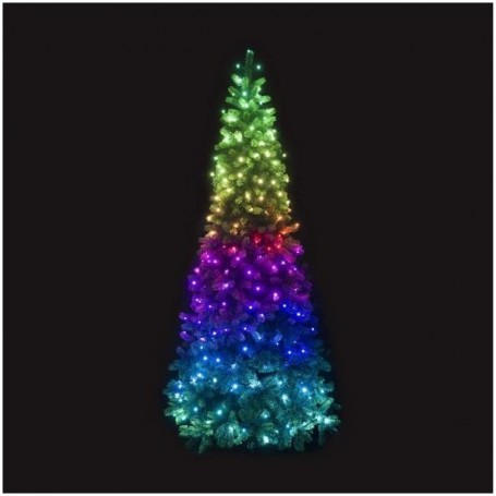 TWINKLY PRELITE TREE 330 LUCI LED INDOOR 7FEET WI-FI TYPE F/G PLUG EU