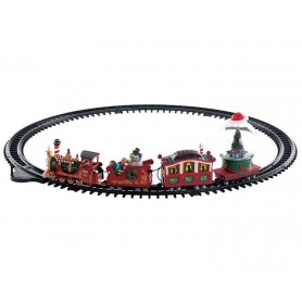 LEMAX NORTH POLE RAILWAY 74223