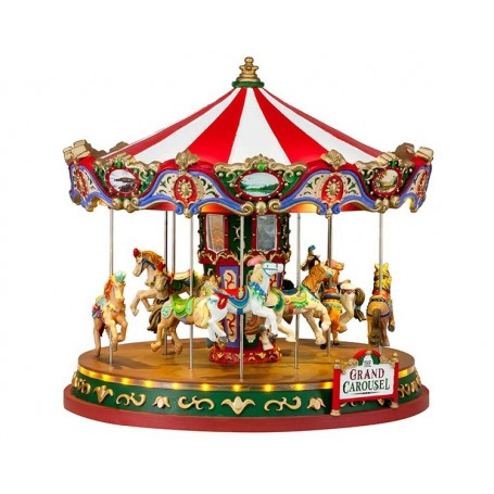 LEMAX THE GRAND CAROUSEL 84349