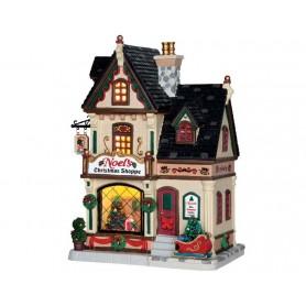 LEMAX NOEL'S CHRISTMAS SHOPPE 65154