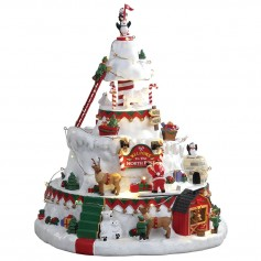 LEMAX NORTH POLE TOWER 84348
