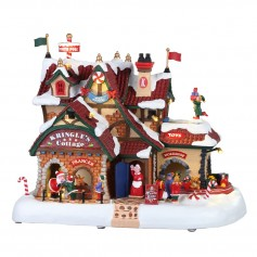 LEMAX KRINGLE'S COTTAGE 95462