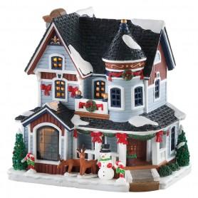 LEMAX CHRISTMAS RESIDENCE 85389
