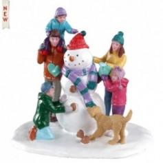 LEMAX SNOWMAN TEAMWORK 03511