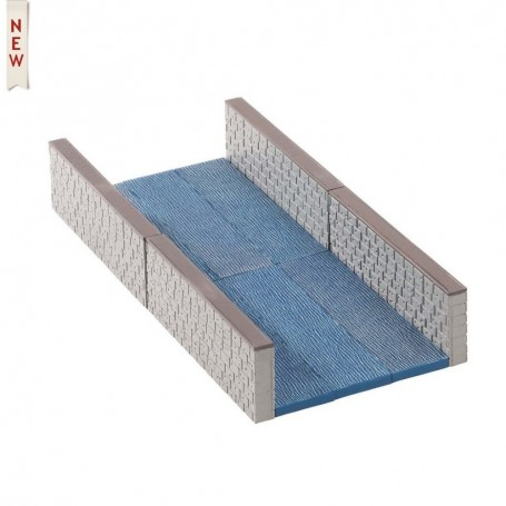 LEMAX CANAL WALL, SET OF 10 04764