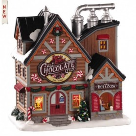 LEMAX FOR THE LOVE OF CHOCOLATE SHOP 05621
